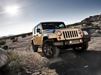 Corning Jeep Repair & Service