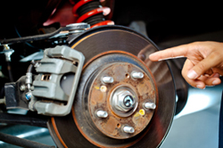 Brake Repair & Service Corning Auto Center, auto repair shop at Corning CA